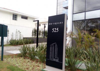 Edifício RM Square – Vila Andrade – SP